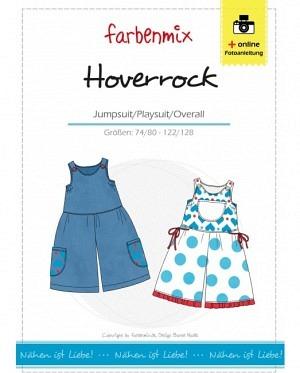 Farbenmix 0193 Hoverrock Jumpsuit