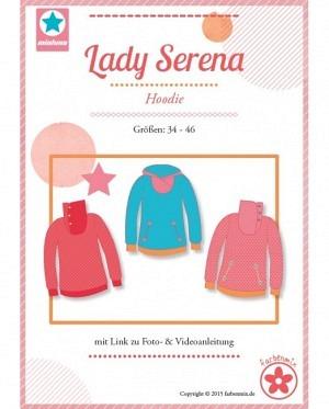 Farbenmix 0211 Lady Serena Hoodie