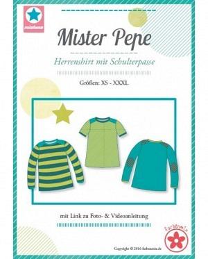 Farbenmix 0329 Mister Pepe Herrenshirt