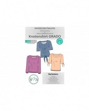 Drei eM's 0011 Knotenshirt Grado