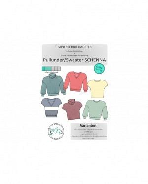 Drei eM's 0016 Pullunder / Sweater Schenna