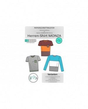 Drei eM's 0027 Herren Shirt Monza