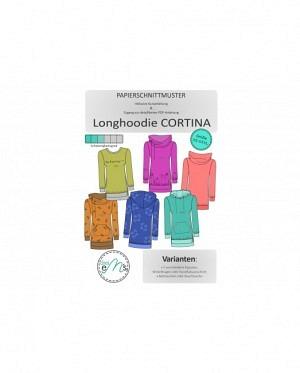 Drei eM's 0029 Longhoodie Cortina
