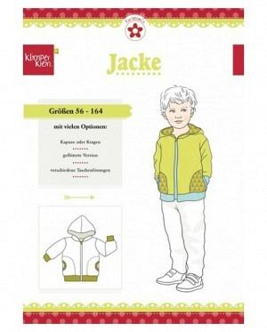 Farbenmix 0368 Klimperklein Jacke