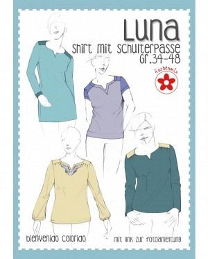 Farbenmix 0390 Shirt Luna