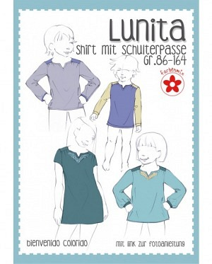 Farbenmix 0391 Shirt Lunita