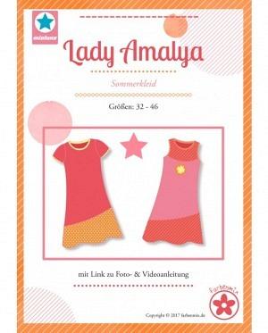 Farbenmix 0396 Sommerkleid Lady Amalya