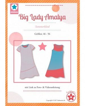 Farbenmix 0397 Sommerkleid Big Lady Amalya