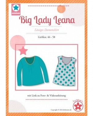 Farbenmix 0406 Shirt Big Lady Leana