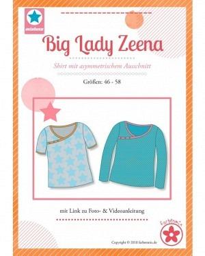 Farbenmix 0413 Shirt Big Lady Zeena