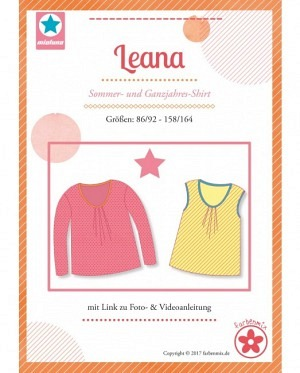 Farbenmix 0414 Shirt Leana