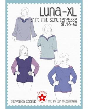 Farbenmix 0432 Shirt Luna XL