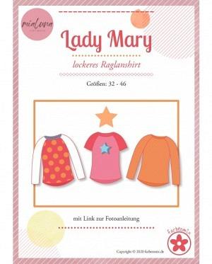 Farbenmix 0435 Raglanshirt Lady Mary