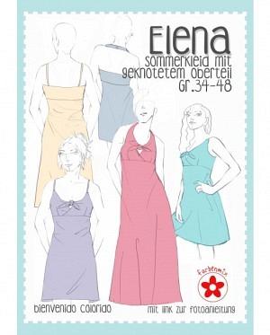 Farbenmix 0438 Sommerkleid Elena