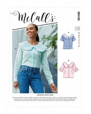 McCalls 8180