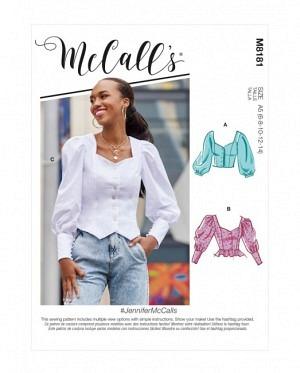 McCalls 8181