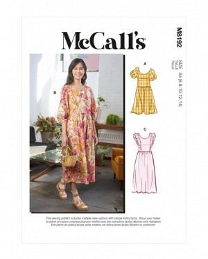 McCalls 8192