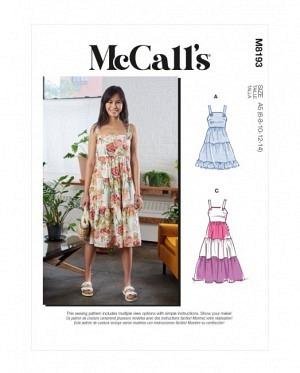 McCalls 8193