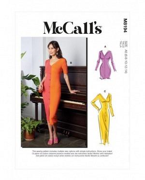 McCalls 8194