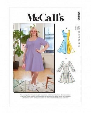 McCalls 8196