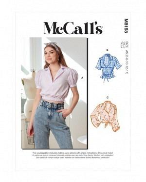 McCalls 8198