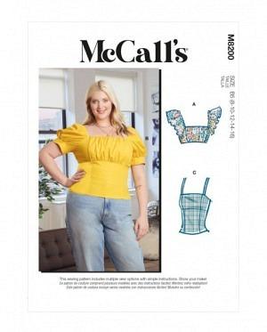 McCalls 8200