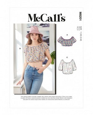McCalls 8201