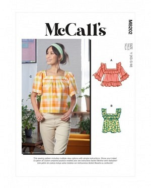 McCalls 8202