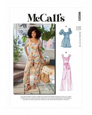 McCalls 8203