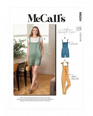 McCalls 8204