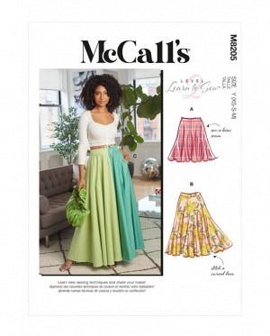 McCalls 8205
