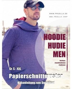 Prülla 1114 Hoodie Hudie Men