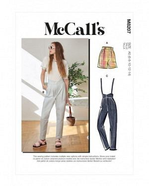McCalls 8207