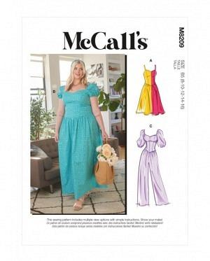 McCalls 8209