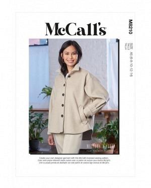 McCalls 8210