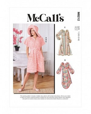 McCalls 8212