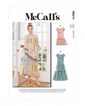 McCalls 8214