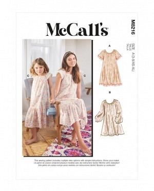 McCalls 8216