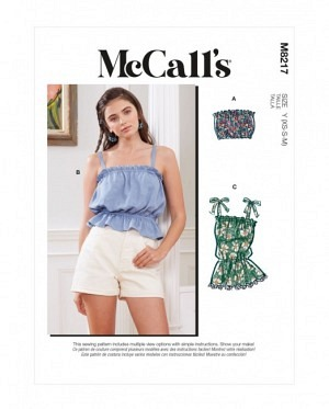 McCalls 8217