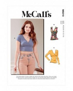 McCalls 8219