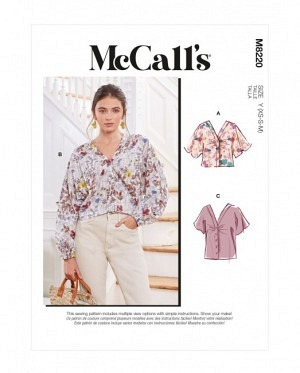 McCalls 8220