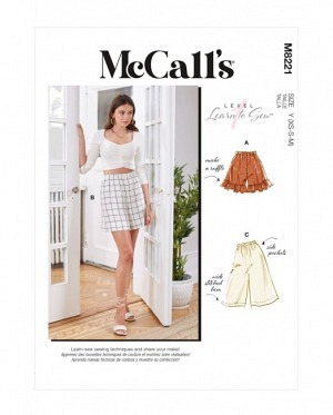 McCalls 8221