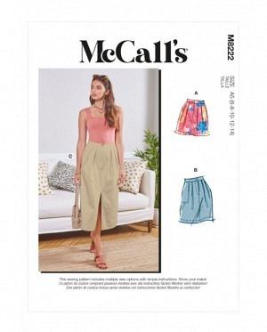 McCalls 8222