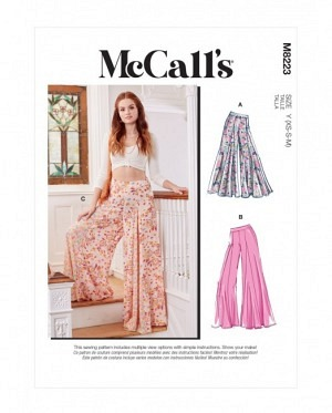McCalls 8223