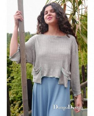 DongoDesign Damen Pullover Arwen